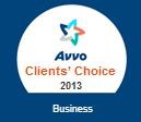 AvvoClientsChoiceBusiness