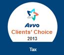 AvvoClientsChoiceTax