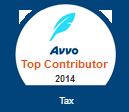 AvvoTopContributorTax