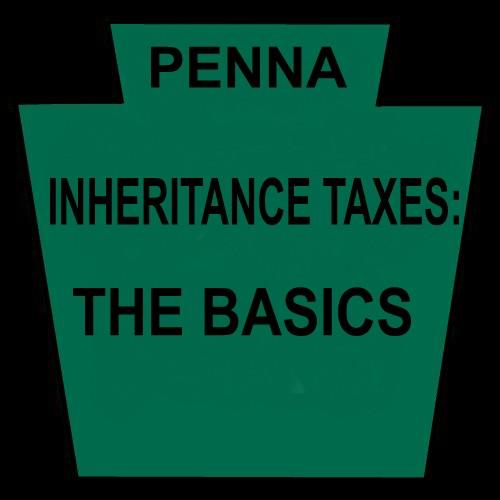 PA Inheritance Tax Rules
